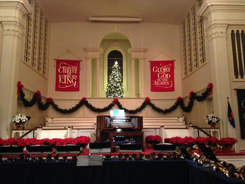 Advent at GCBC